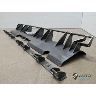 Лонжерон - крепление для установки сидений Touran в Caddy