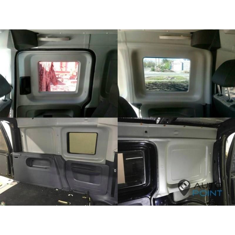 VW Caddy - пластик салона (карты
