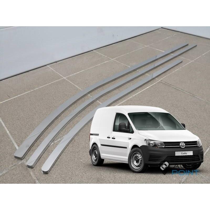 VW Caddy - накладка под ролик