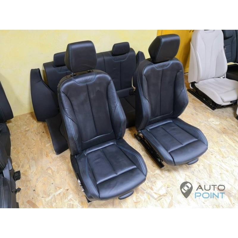 BMW 1 F20/F21 M-paket - кожаный салон