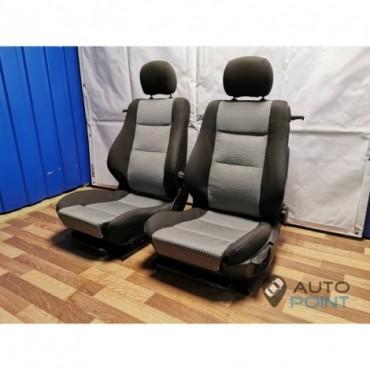 Opel Corsa - откидные передние сиденья