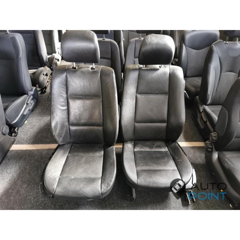 BMW3 E46 - откидные передние сиденья