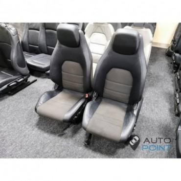 Mercedes C204 - откидные передние сиденья