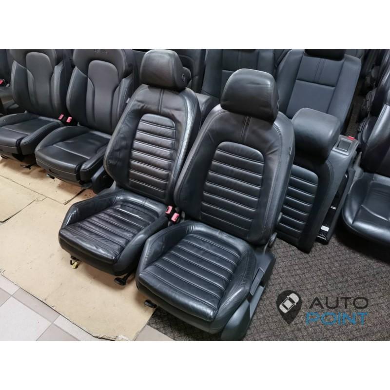VW Passat B6 Recaro - салон
