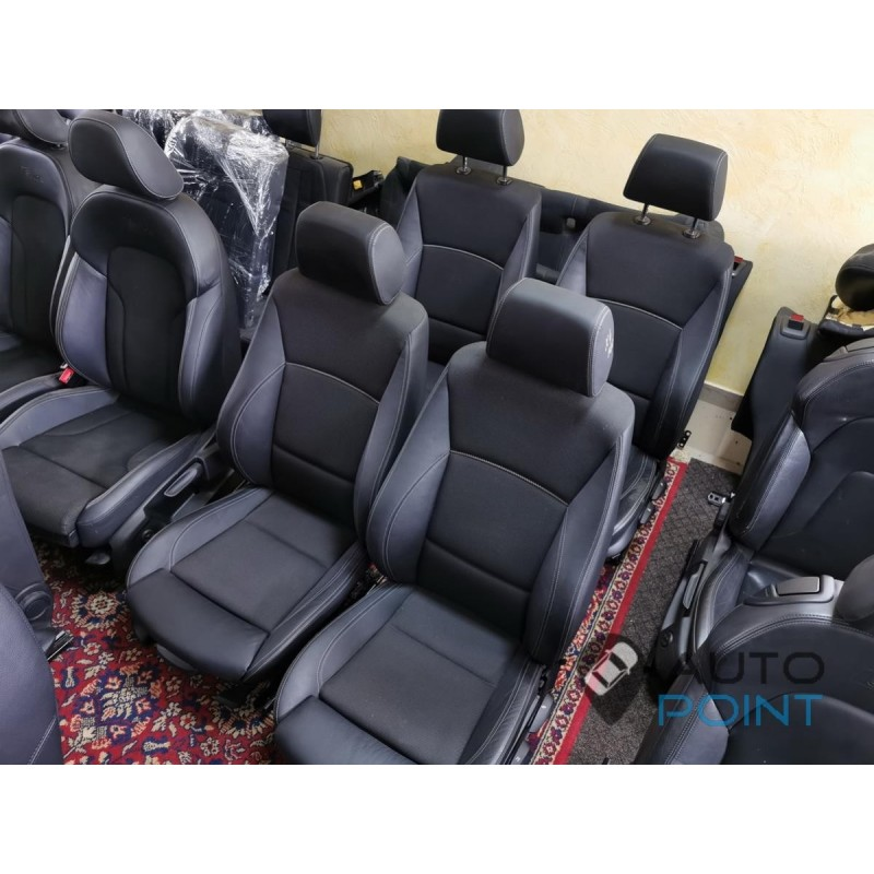 BMW X3 F25 (X4 F26) - кожаный салон