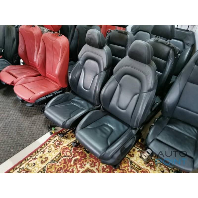 Audi TT - откидные передние сиденья