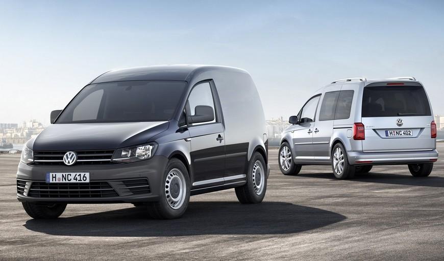 Варианты сидений от иномарок для Volkswagen Caddy