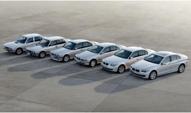В які авто встановлюють сидіння BMW